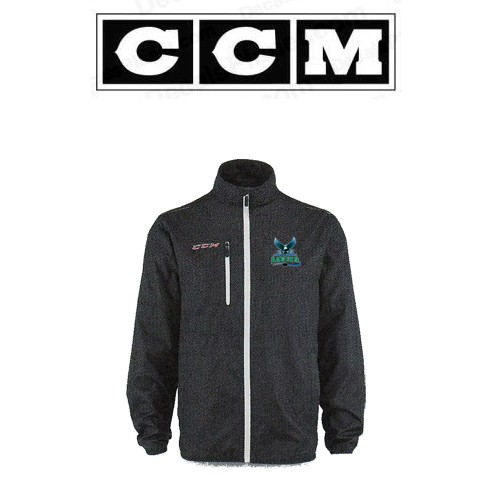 South Shore Eagles CCM Warmup Jacket, Adult
