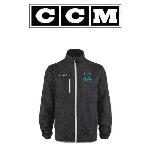 South Shore Eagles CCM Warmup Jacket, Adult