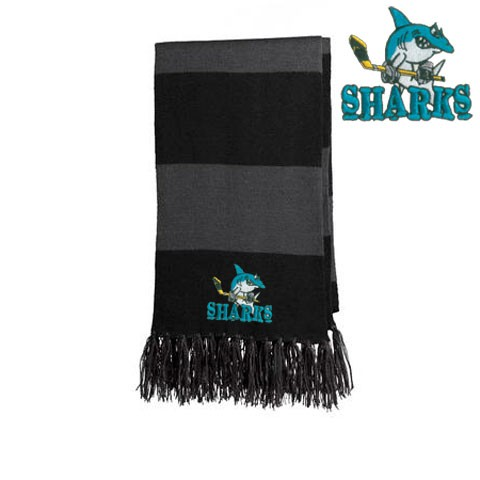 Cape Cod Canal Youth Hockey Sport-Tek® Striped Spectator Scarf