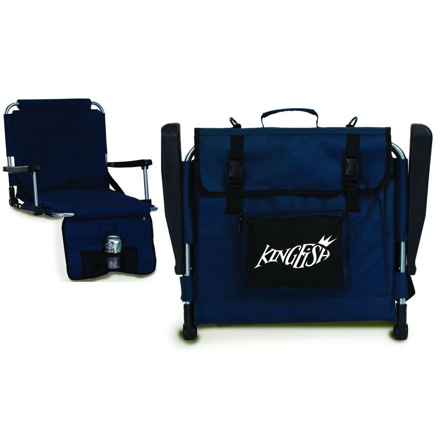 Kingfish Swim Team Stadium Seat - Special Order Item- IN STOCK