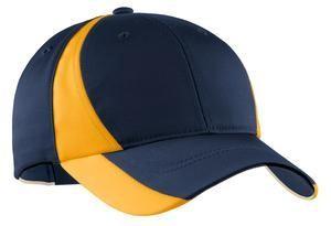 Sport-Tek® Dry Zone® Nylon Colorblock Cap