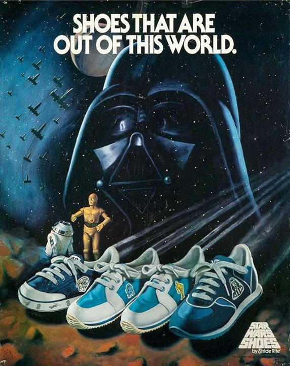 Stride Rite meets Star Wars