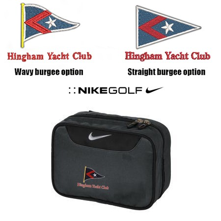 Hingham Yacht Club Nike Brand Toiletry Kit & Bag- Part Of The Nike Golf Line