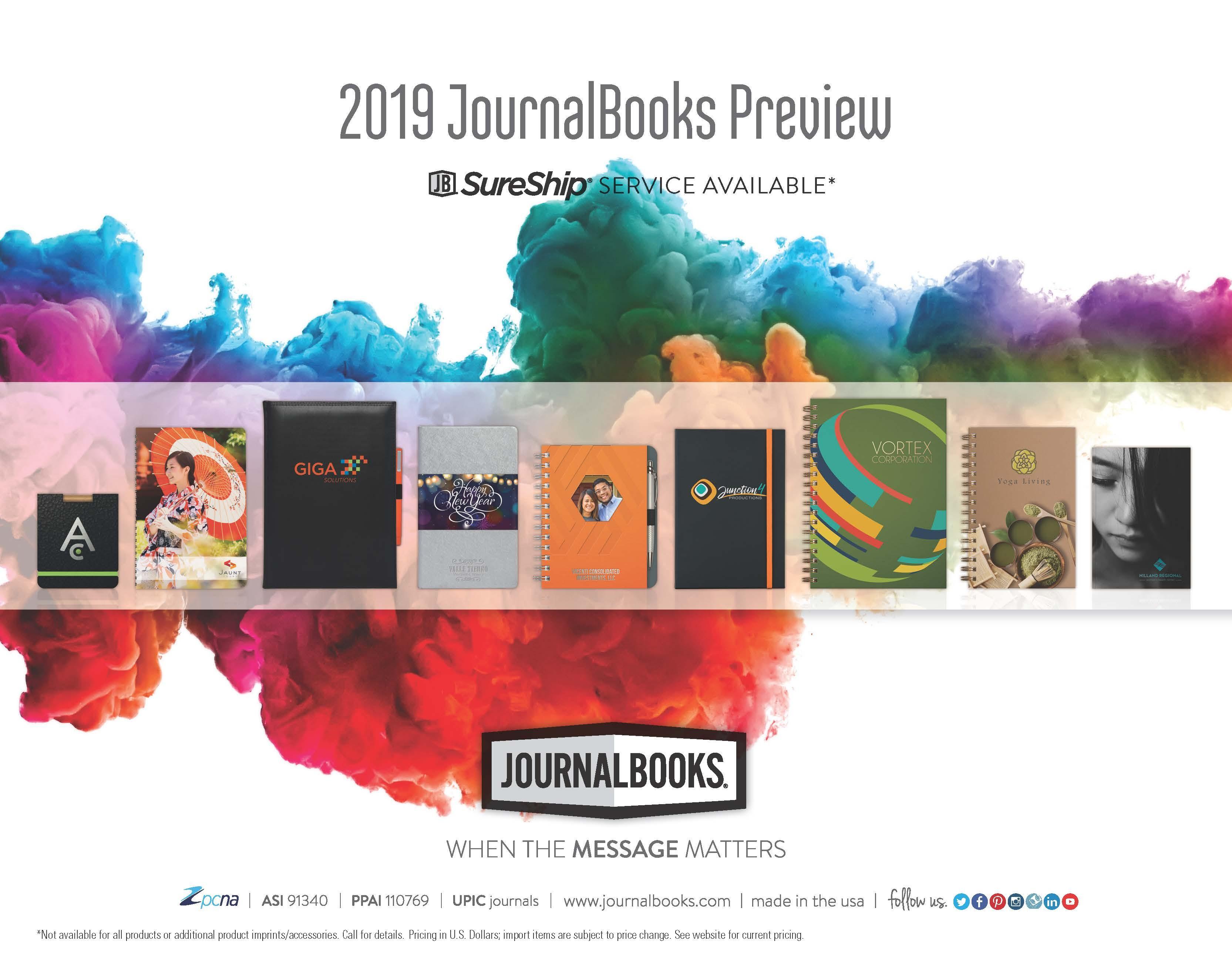 JournalBooks (Preview) 2019-2020