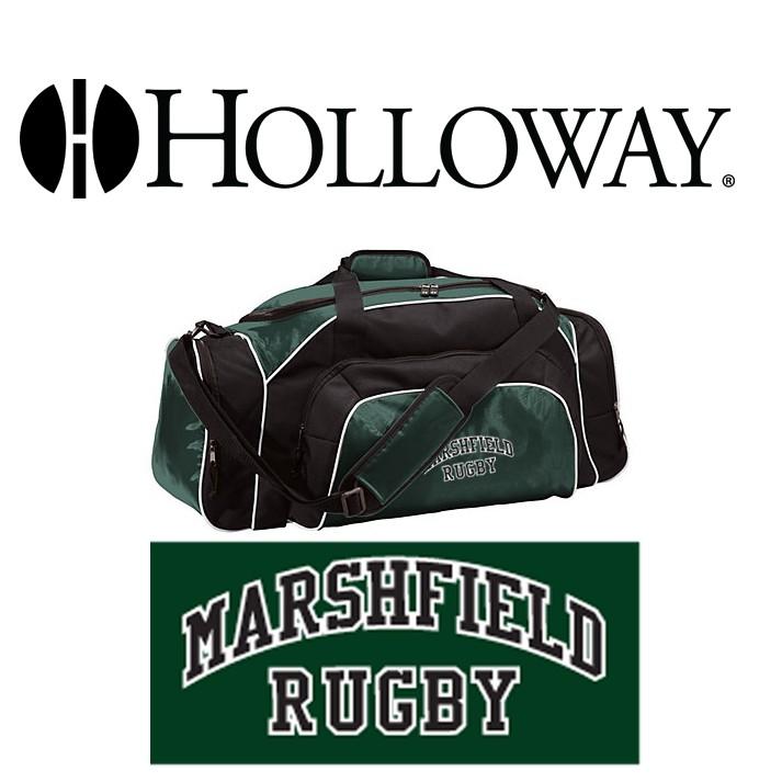 Marshfield Rugby Holloway Tournament Duffel Bag