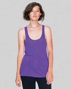 American Apparel Ladies' Triblend Racerback Tank TR308