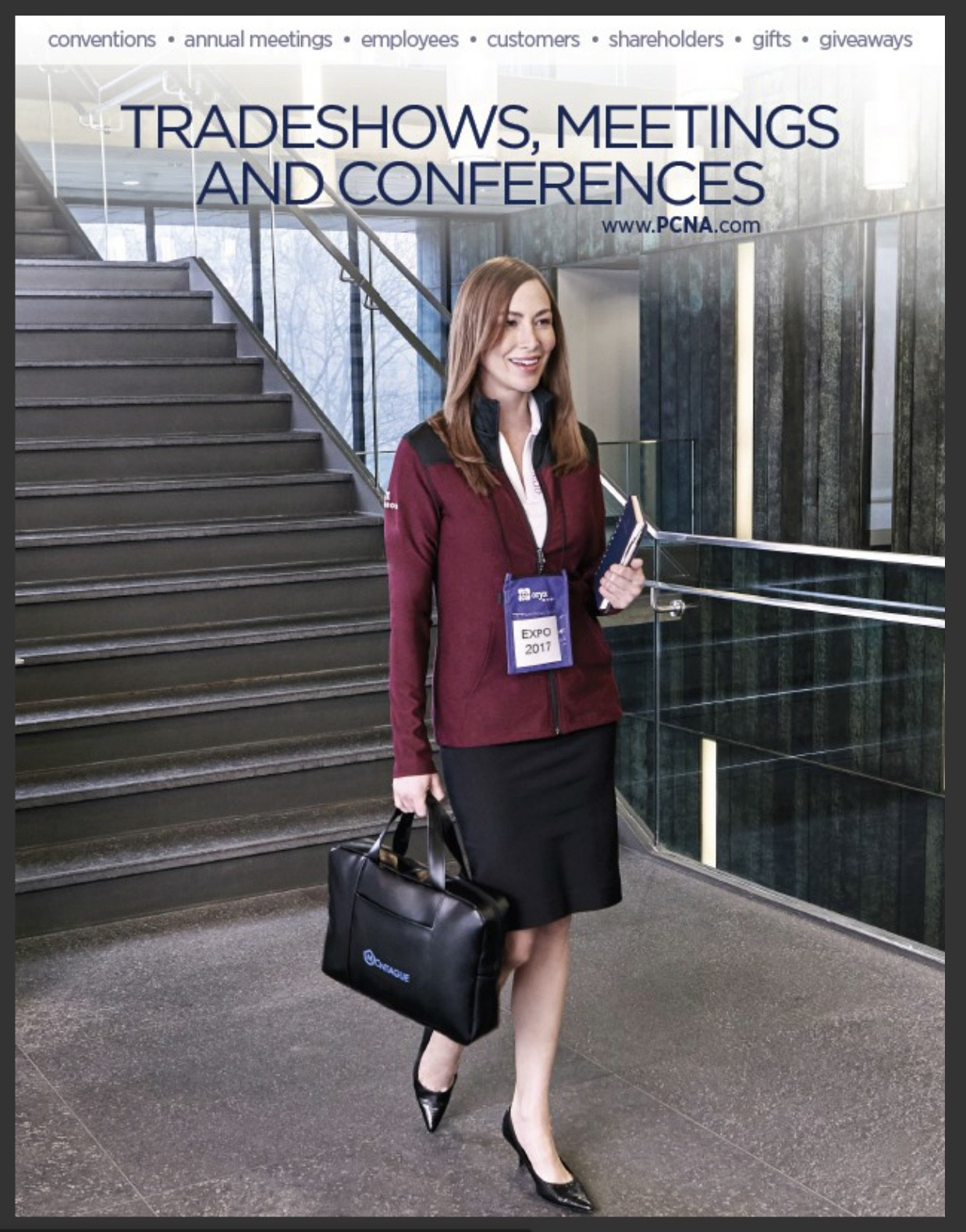 PCNA TRADESHOW MEETINGS & CONFERENCES