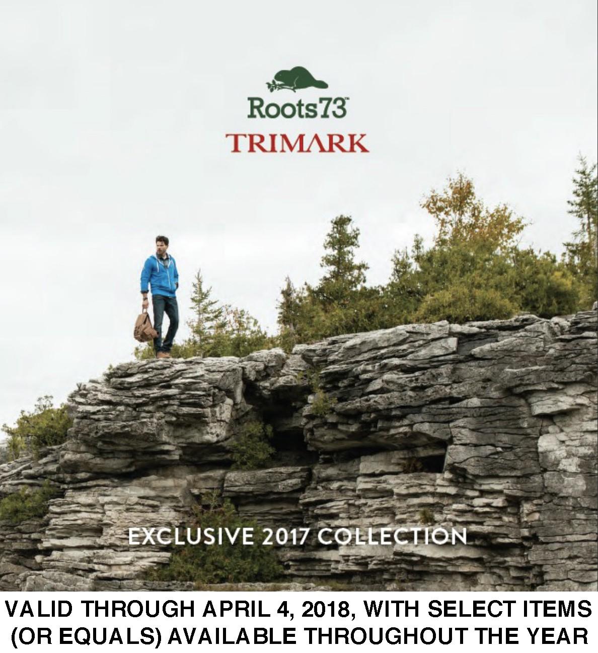 TriMark Roots73 2017-2018 US