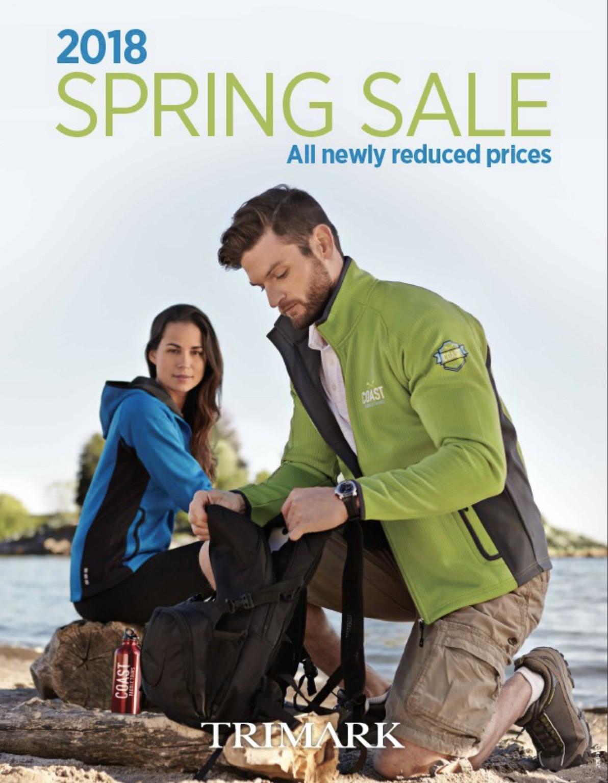 TriMark Spring Sale 2018 USA