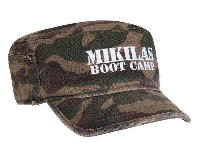 Pacific Headwear Vintage Military Cap