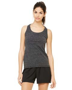 All Sport Ladies' Performance Triblend Racerback Tank