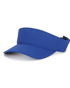 Yupoong Adjustable Flexfit® Y8110 Cool & Dry Mini Piqué Visor